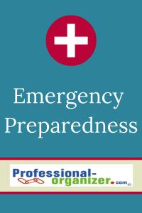 emergency prepareness