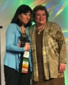 napo 2013 award with president croped