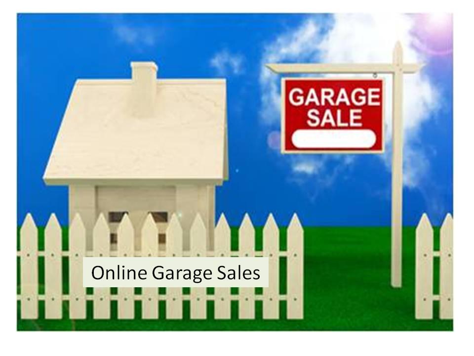 Online garage sales  Ellens Blog Professional Organizing for Kingwood  Houston