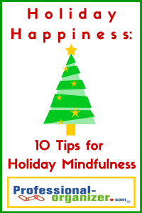 holiday happiness mindfulness