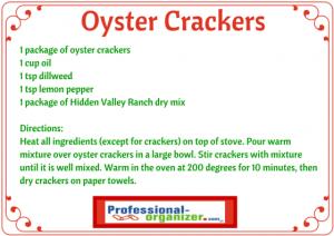 Oyster Cracker