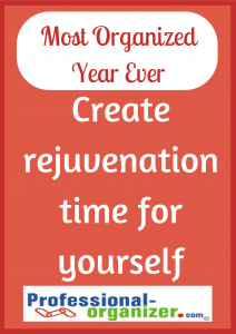 Your Most Organized Year Ever