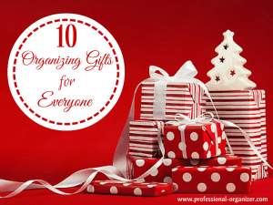 10 organizing gifts