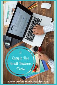 business organizing tools