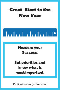 goal setting measure your success