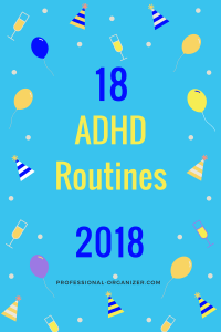 Adhd routines