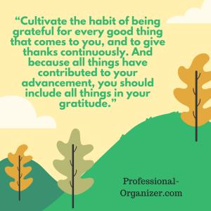 #Grateful