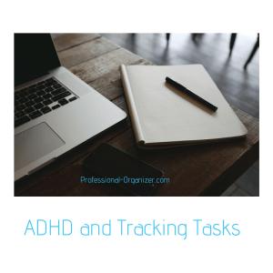 ADHD and tasks