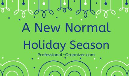 new normal holiday season
