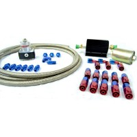 Fuel Delivery Kit -Pump, Regulator, Filter, Fittings & Hose