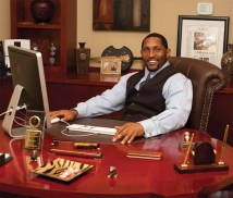 Ray Lewis Home, Baltimore, Florida, and the 500 Rehab Homes in Baltimore