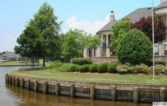 Michael Jordan's New Lakefront Home