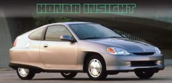 Honda Insight Parts