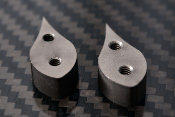 Titanium Skid Blocks