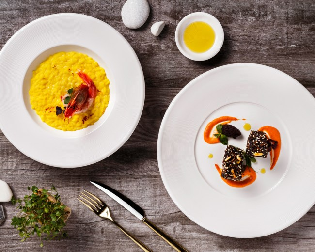 Come scegliere i piatti per un ristorante