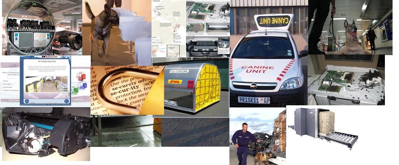 Unique Air Cargo Security Solutions