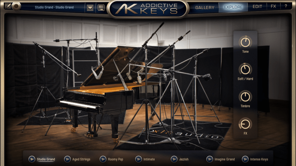 Addictive Keys VST