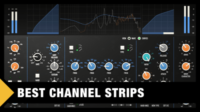 Best Channel Strips VST Plugins