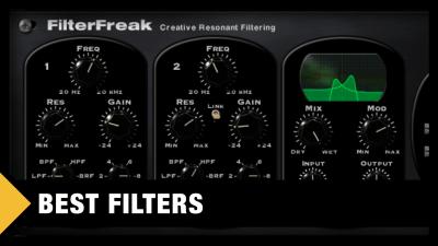 Best Filter VST Plugins