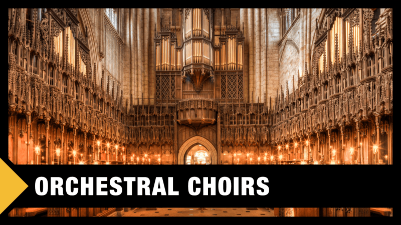 Best Choir VST Plugins & Sample Libraries