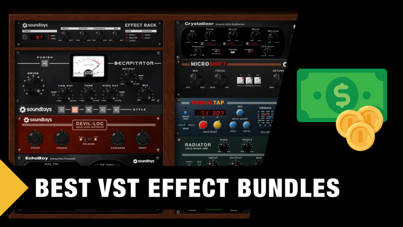 Best VST Effect Bundles