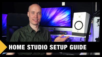 Home Studio Setup Guide