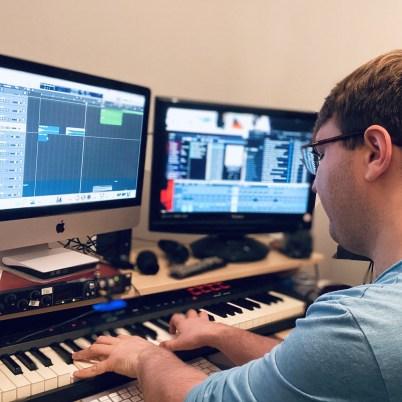 Geoffrey Evans - Music Composer