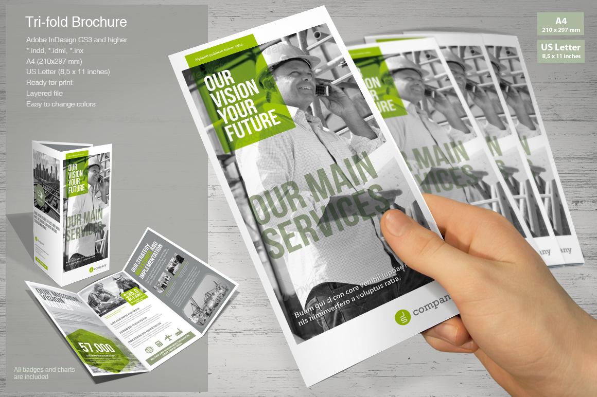 Tri Fold Brochure Mrtemplater Print Templates