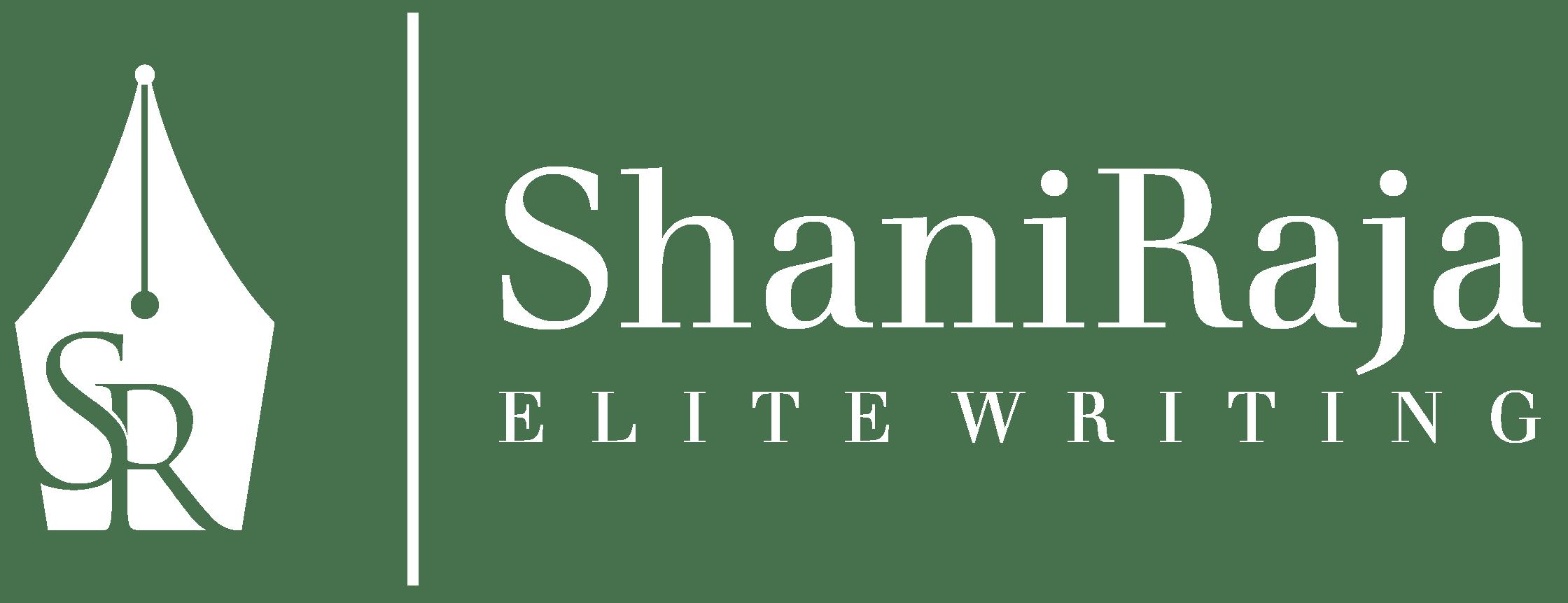 shani-raja - elite-writing - logo