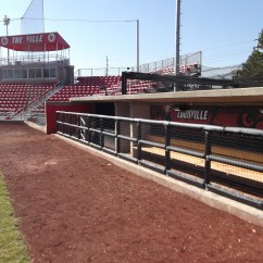 Dugout Netting and Padding