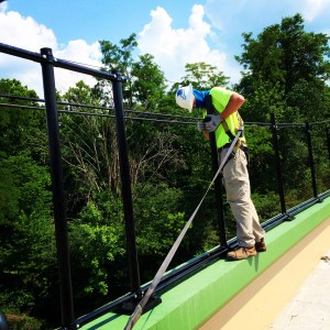 Retractable Safety Harness