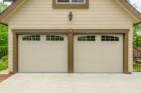 Which is Better, One Double Residential Garage Door or 2 ...
