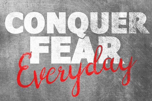 Fear stifles our thinking
