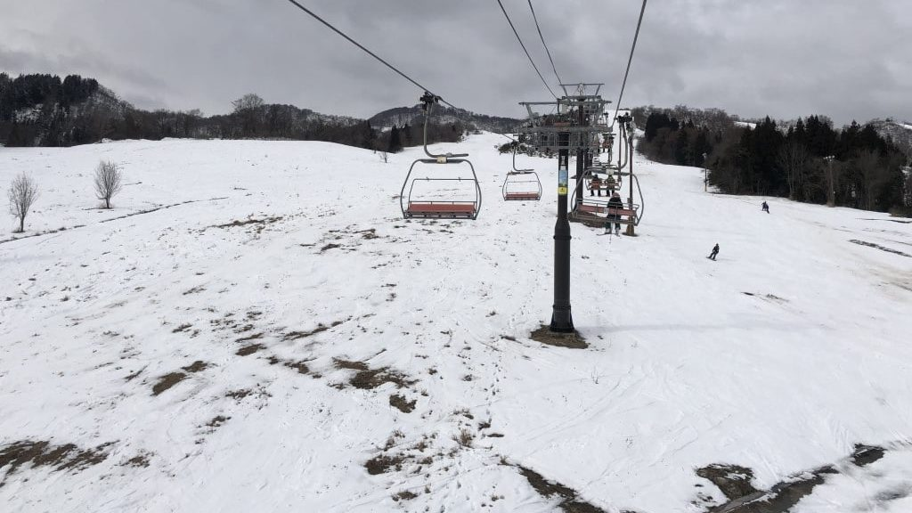 Snow Report 2020-01-18 Togari Onsen