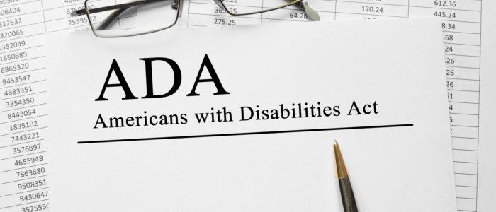 ADA: How Reasonable is Reasonable?