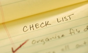 Spring Cleaning and End of Tenancy Cleaning Checklist