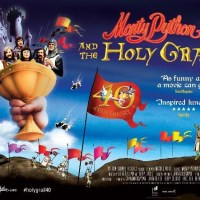 Monty Python and the Holy Grail: 40th Anniversary Special!