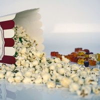 Exclusive Invention: Propcorn (movie props & popcorn all-in-one)