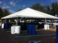 30 Traditional Frame Tent  Professional Party Rentals