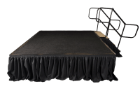 Stage Carpet (per sq. ft.)  Professional Party Rentals