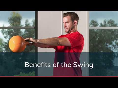 Kettlebells: Mastering the Swing