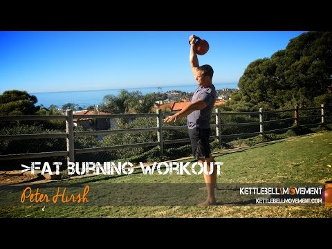 Fat Burning Kettlebell Stutter