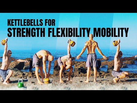 Kettlebells for Strength and Flexibility: My 90 Minute Morning Routine