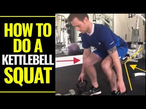 How To Terminate A Kettlebell Squat — [FORM GUIDE]