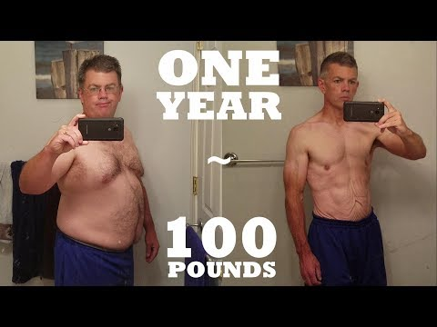 1 three hundred and sixty five days 100 lb Weight Loss – Solutions & Physique Transformation