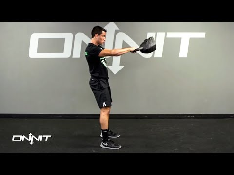 Kettlebell Exercise: The Russian Kettlebell Swing