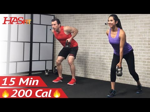 15 Min Newbie Kettlebell Workout for Stout Loss – Kettlebell Workouts for Rookies Males & Girls