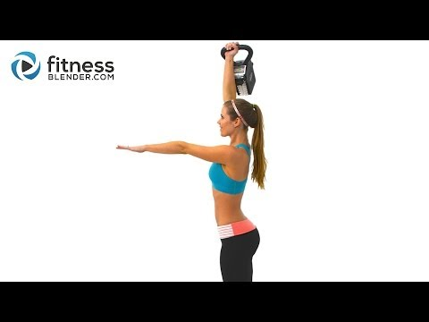 Kelli's 5 Minute Kettlebell Impart for Butt and Thighs – Speedily & Fantastic Kettlebell Impart Video