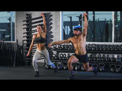 Single Kettlebell Chase alongside with the accelerate with Primal Swoledier & Jena Mays | Onnit Academy | Kettlebell Exercise