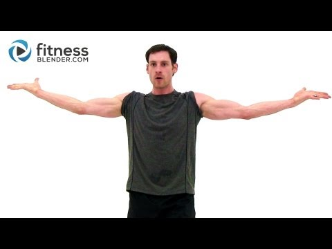 Brutal Kettlebell HIIT Cardio Tabata Exercise – Earn Your HIIT Together @ FitnessBlender.com
